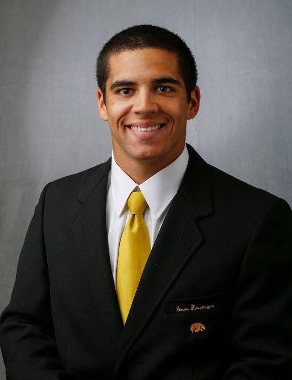 Eric Schenck-Joblinske - Baseball - University of Iowa Athletics