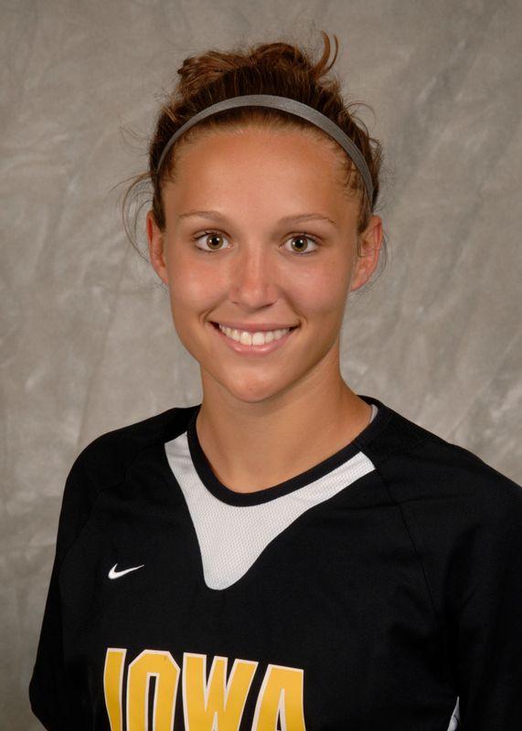 Mandy Heimann - Women's Soccer - University of Iowa Athletics