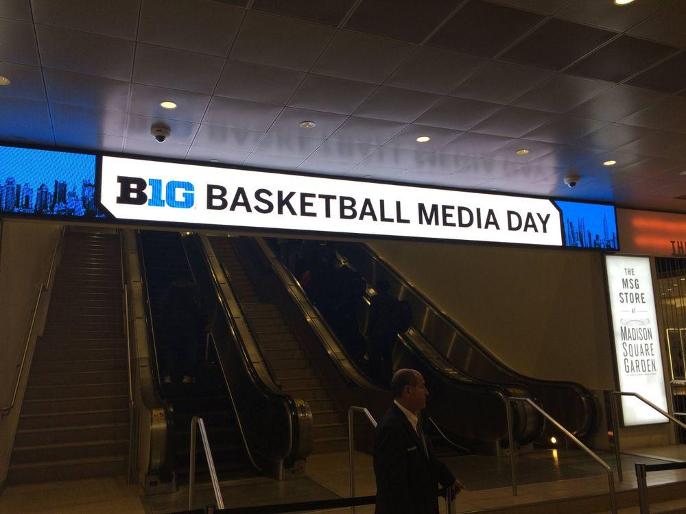 B1G Media Day