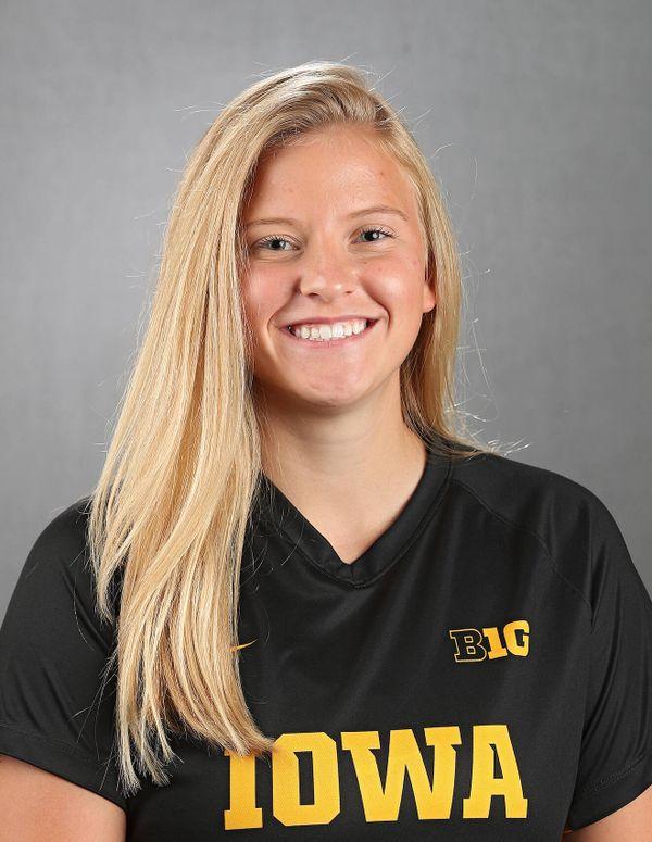 Natalie Massa - Women's Soccer - University of Iowa Athletics