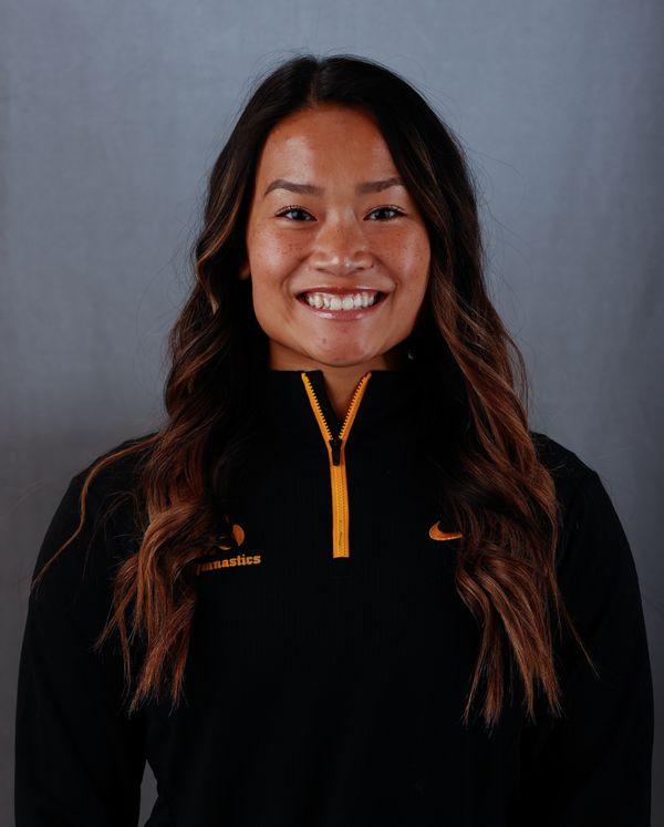 Adeline Kenlin - Women's Gymnastics - University of Iowa Athletics