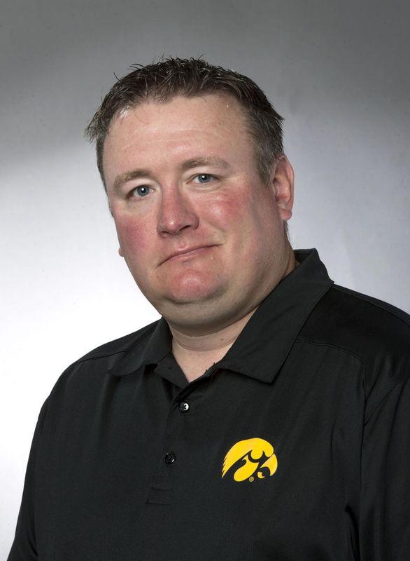 Brian  Ray -  - University of Iowa Athletics