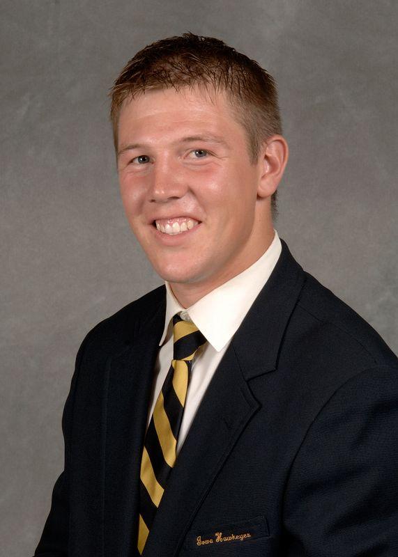 Tyson Blaser - Baseball - University of Iowa Athletics