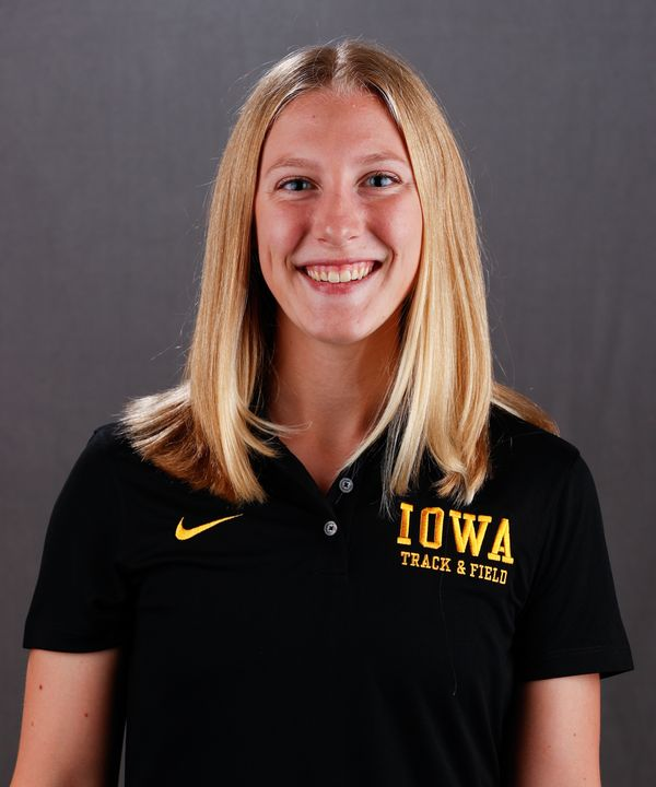 Kathryn Vortherms  - Cross Country - University of Iowa Athletics