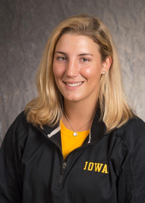 Brianna Achs - Women's Rowing - University of Iowa Athletics