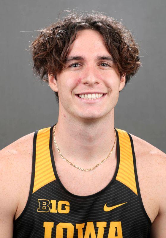 Nathan Farrell - Men's Track & Field - University of Iowa Athletics