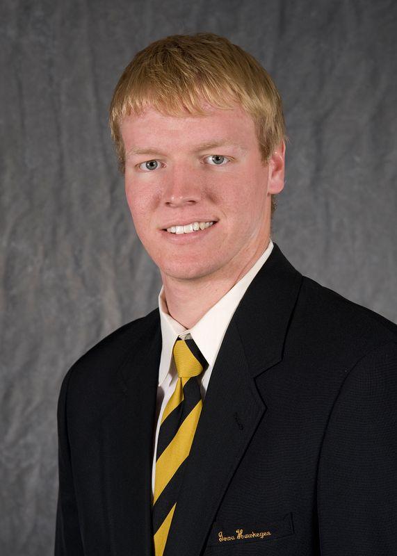 Zach Kenyon - Baseball - University of Iowa Athletics