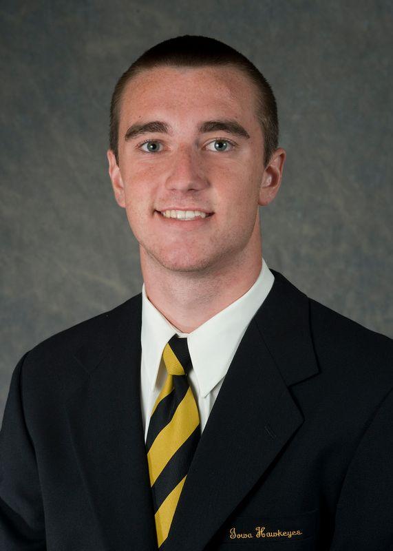 Ben Bergman - Baseball - University of Iowa Athletics