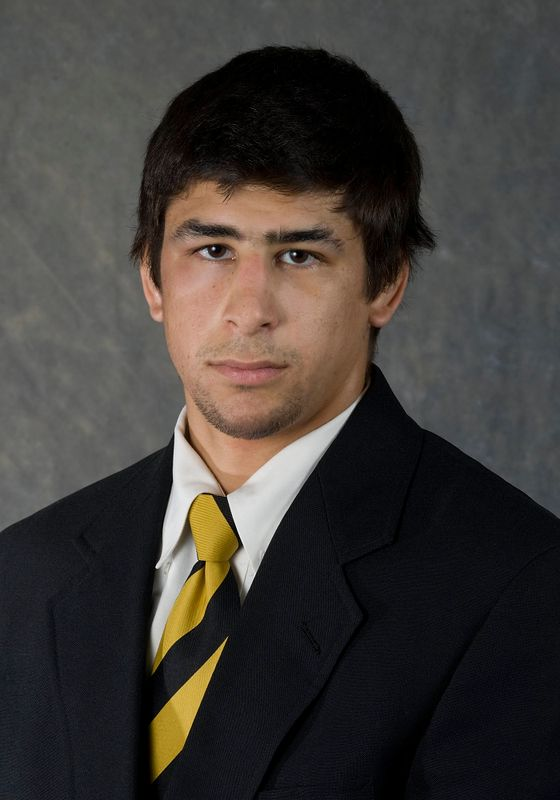 Matt Gurule - Wrestling - University of Iowa Athletics