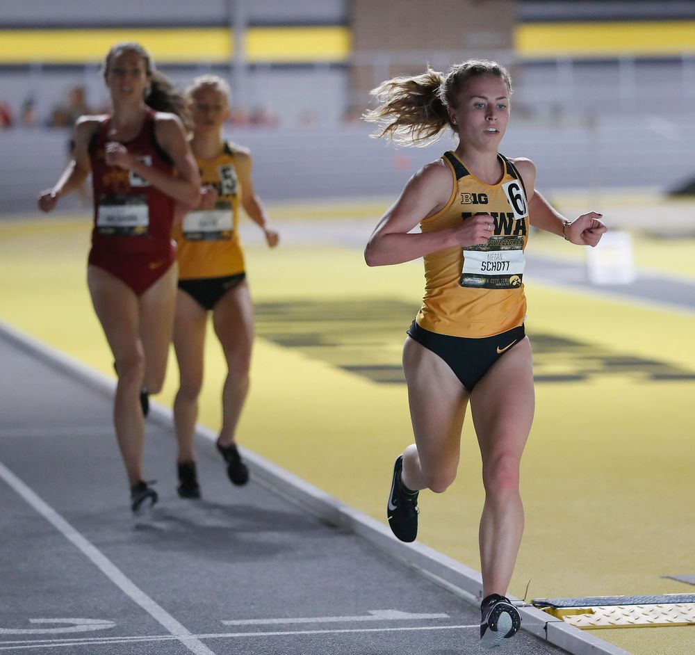 Megan Schott (Darren Miller/hawkeyesports.com)