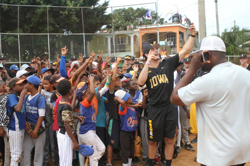 Corbin Woods Kid's Clinic Boca Chica, D.R. Photo: James Allan