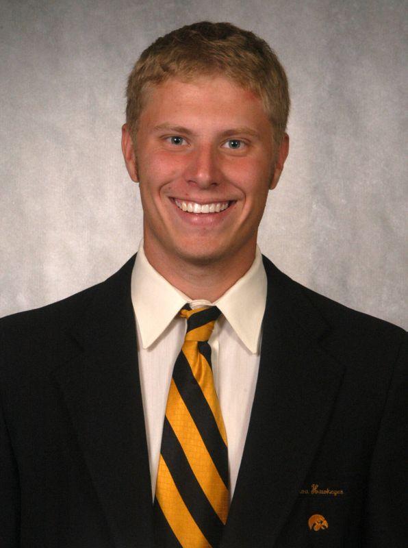 John Suvada - Baseball - University of Iowa Athletics
