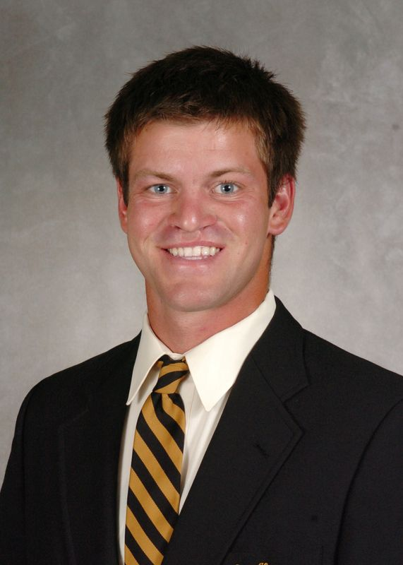 Dan Holterhaus - Men's Golf - University of Iowa Athletics