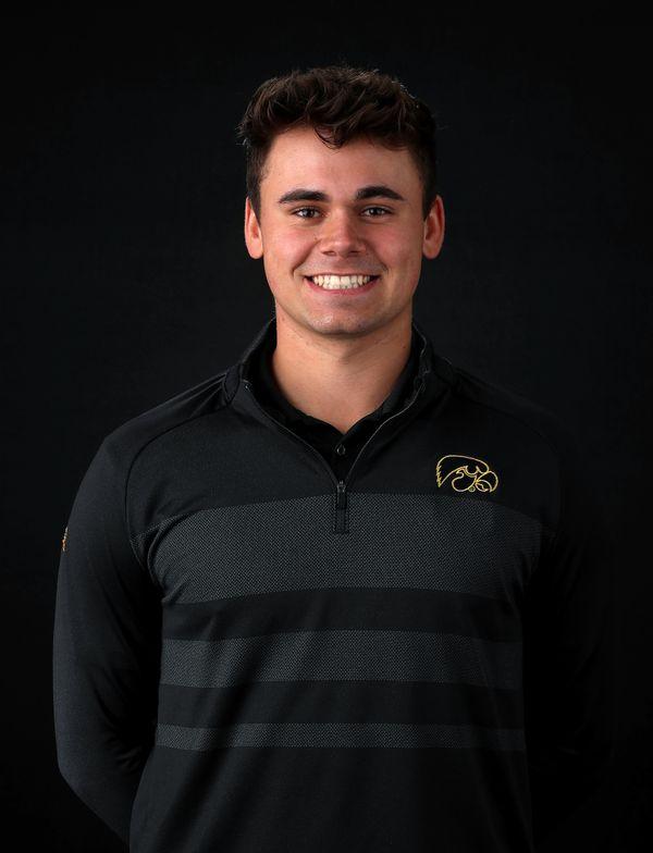 Garrett Tighe - Men's Golf - University of Iowa Athletics
