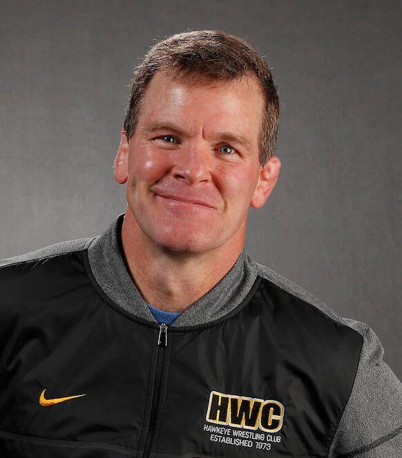 Terry Brands - Wrestling - University of Iowa Athletics
