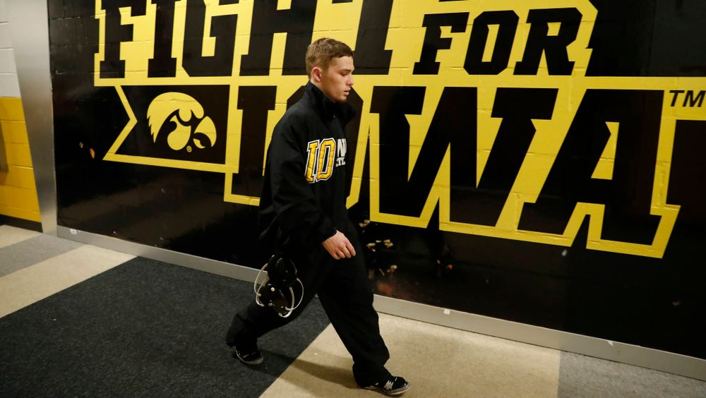 Iowa's Spencer Lee
