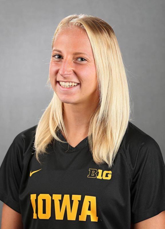 Samantha Cary - Women's Soccer - University of Iowa Athletics