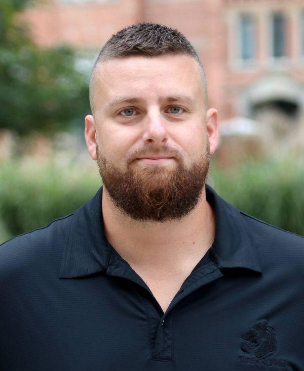 Ray Robinson - Men's Track & Field - University of Iowa Athletics