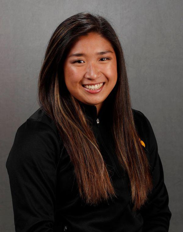 Nicole Chow - Women's Gymnastics - University of Iowa Athletics