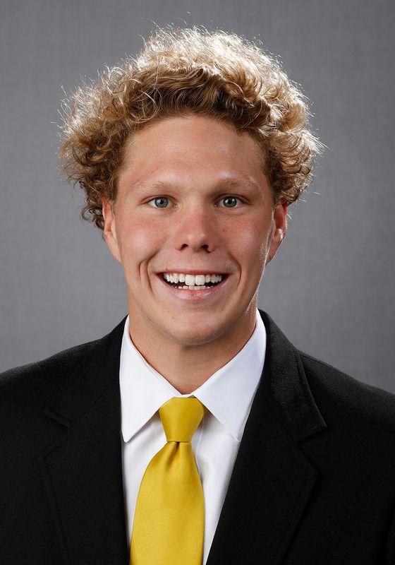 Forrest White - Men's Swim & Dive - University of Iowa Athletics