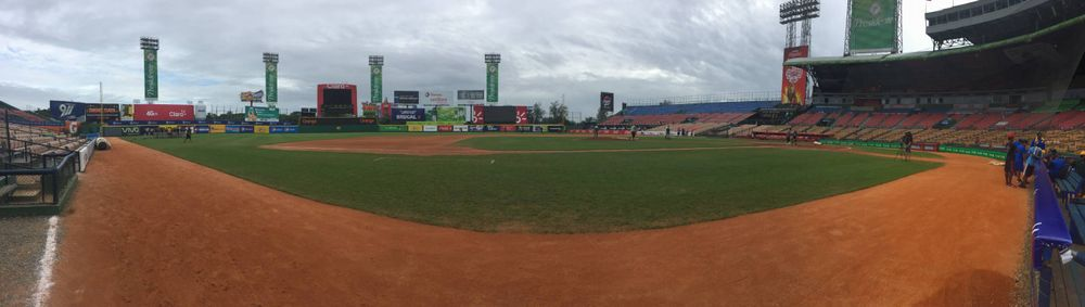 Quisqueya Stadium  Santo Domingo, D.R.