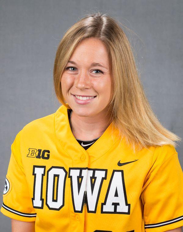 Whitney Repole - Softball - University of Iowa Athletics