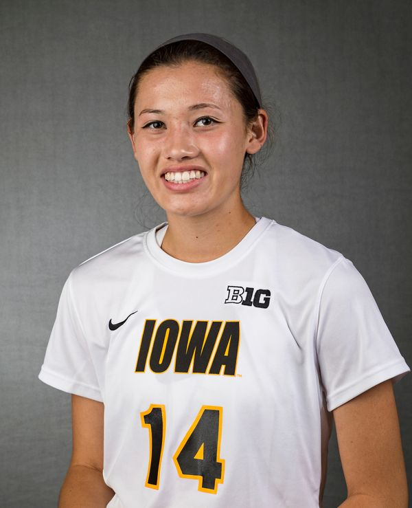 Kyrie Seying - Women's Soccer - University of Iowa Athletics