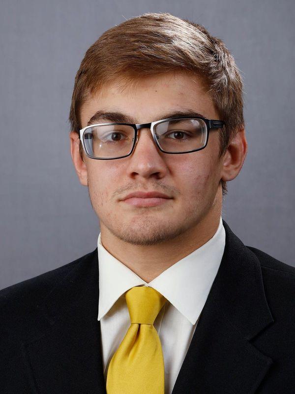 Keegan Shaw - Wrestling - University of Iowa Athletics