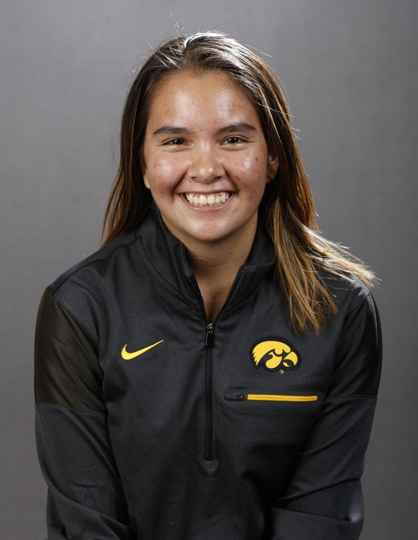 Justine Briney - Women's Rowing - University of Iowa Athletics