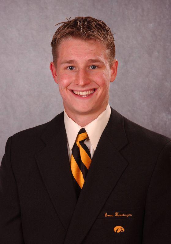 Bryan Bourland - Men's Gymnastics - University of Iowa Athletics