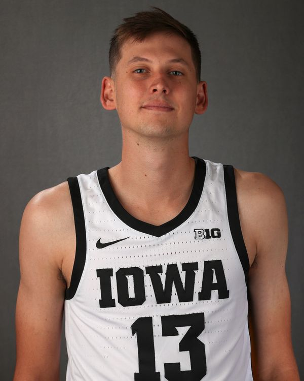 Austin Ash - Men's Basketball - University of Iowa Athletics