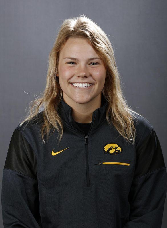 Alexis Chamness - Women's Rowing - University of Iowa Athletics
