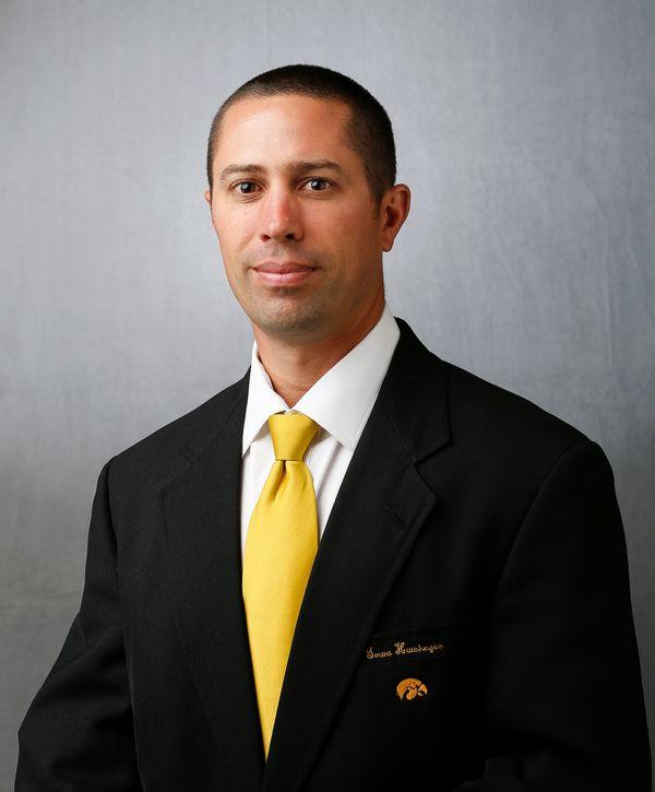 Desi Druschel - Baseball - University of Iowa Athletics