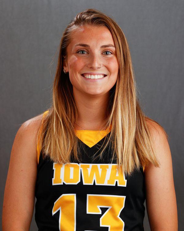 Leah Zellner - Field Hockey - University of Iowa Athletics