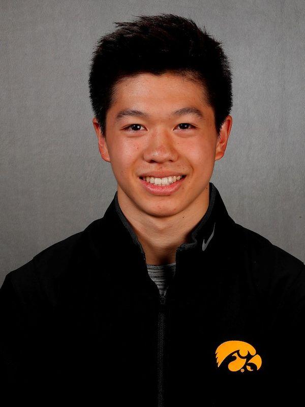 Bennet  Huang - Men's Gymnastics - University of Iowa Athletics