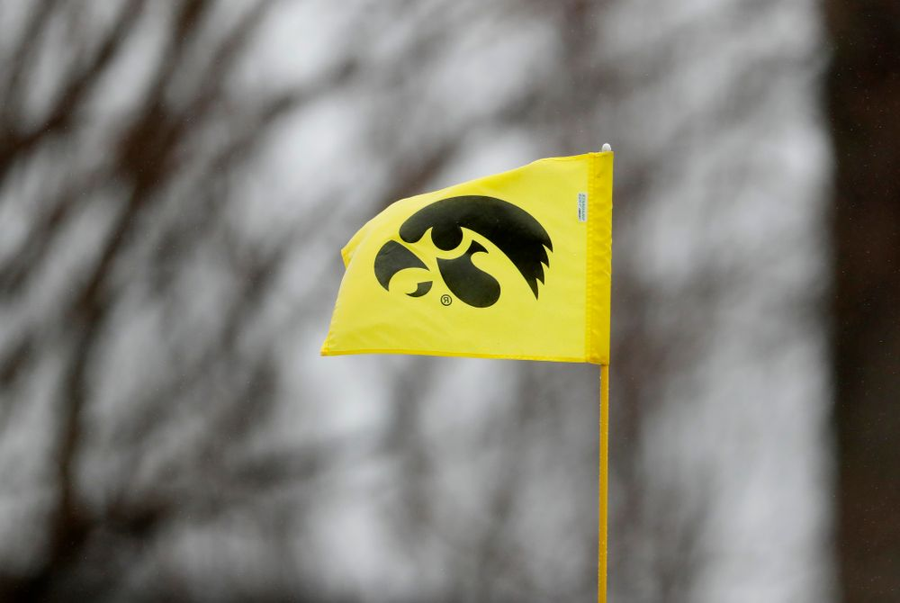 Day two of the 2018 Hawkeye Invitational Friday, April 13, 2018 at Finkbine Golf Course. (Brian Ray/hawkeyesports.com)