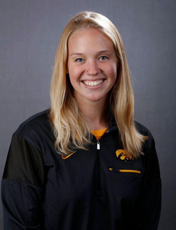 Katherine Frye - Women's Rowing - University of Iowa Athletics