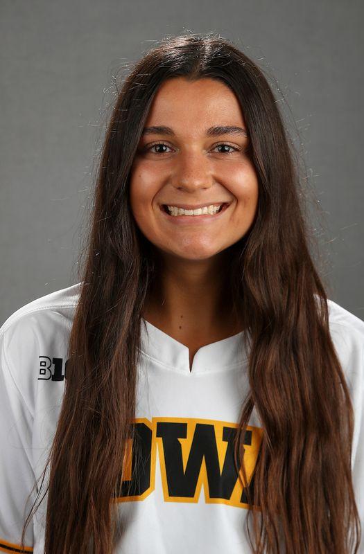 Nicole Yoder - Softball - University of Iowa Athletics