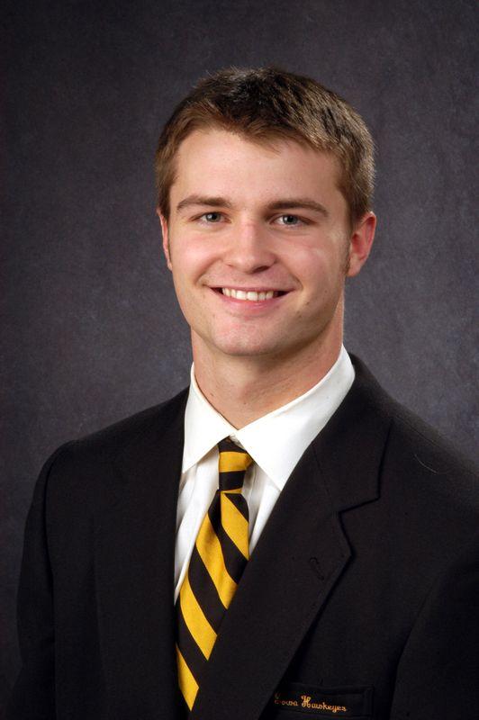Chase Metzger - Baseball - University of Iowa Athletics