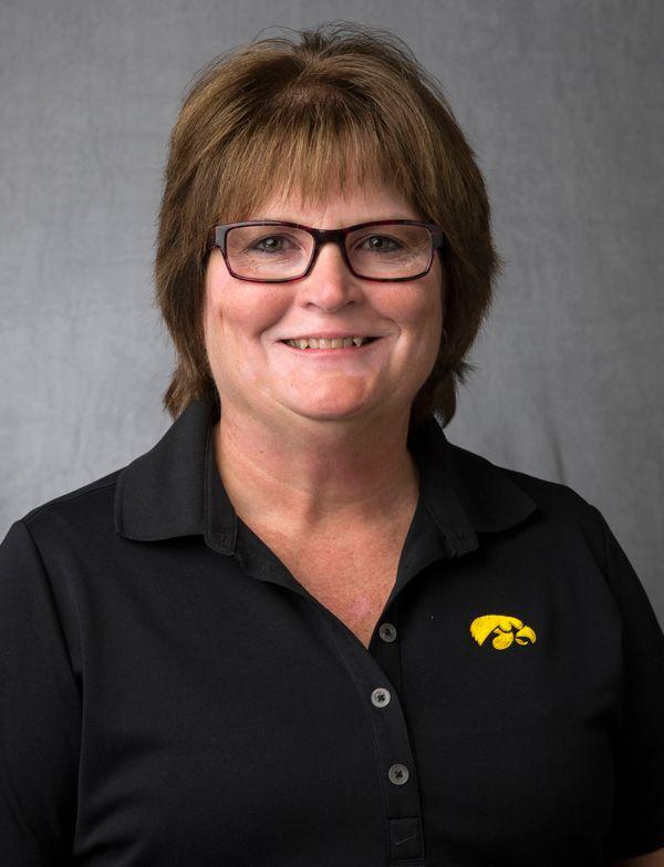 Rhonda Wetjen -  - University of Iowa Athletics
